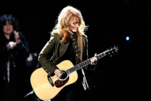 Nancy Wilson, guitarist, has inspired many girls to play guitar songs.