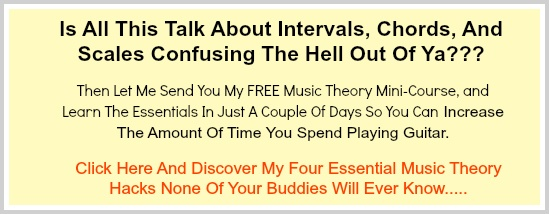 Music Theory Mini-Course Native Ad Image #1