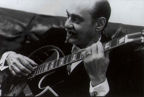 joe pass, jazz guitar lesson